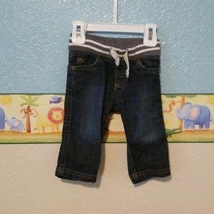 Baby boy blue jeans